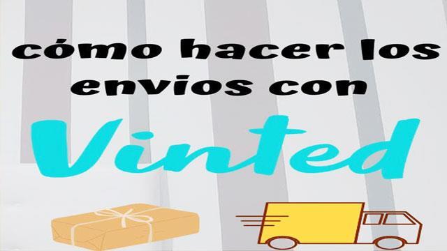 ¿Cómo funcionan los envíos en Vinted?