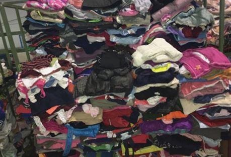 donde vender prendas de ropa usada Asturias